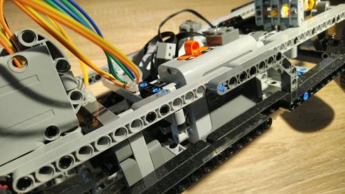 Photo of LEGO Battery Box